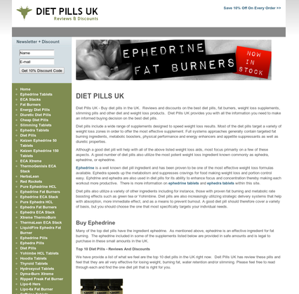 Diet Pills UK